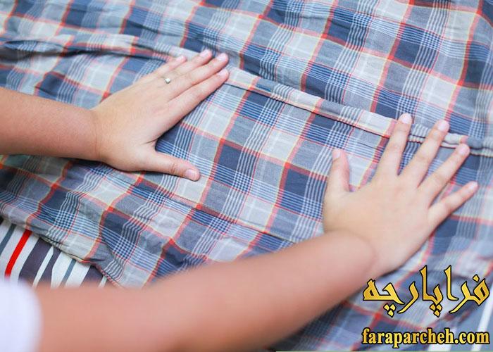 از بین بردن چروک پیراهن بدون اتو